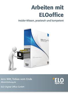 Arbeiten mit ELOoffice - Buch